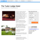 The Tudor Lodge Hotel